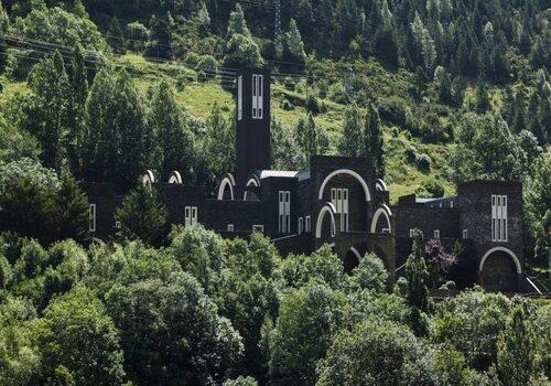 El Santuario de Meritxell en Andorra 3