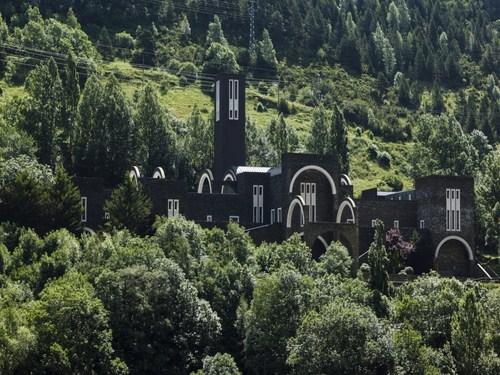 El Santuario de Meritxell en Andorra