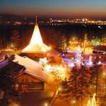 Santa Claus Village, en Laponia