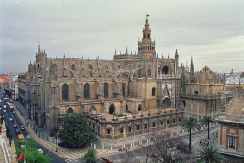 Catedral de Sevilla, joya del Patrimonio de la Humanidad 2