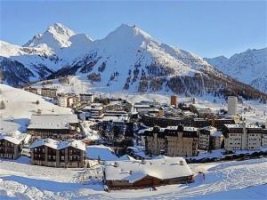 Esquiar en Turín, Italia