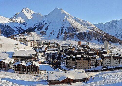 Esquiar en Turín, Italia 4