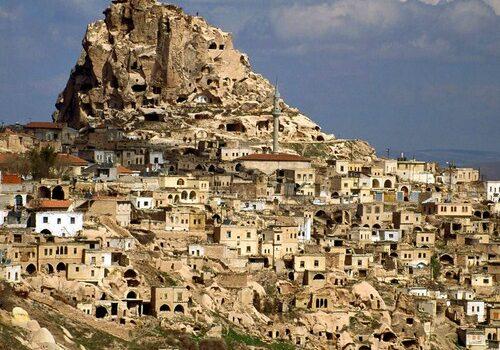Destinos turísticos en Turquía 1