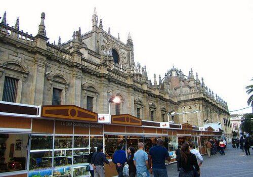 Feria del Belén 2013 en Sevilla 1