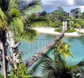 La isla de Sentosa, diversión en Singapur 2