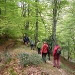 Ruta senderista por Cantabria