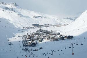 Lugares para esquiar en Francia 2