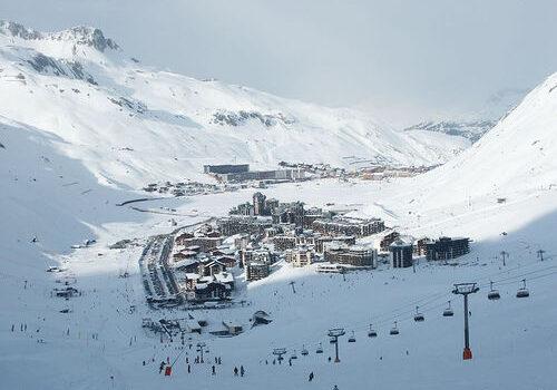 Lugares para esquiar en Francia 3
