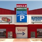 Parking Helle Hollis