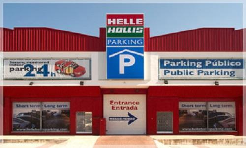 Parking Helle Hollis malaga