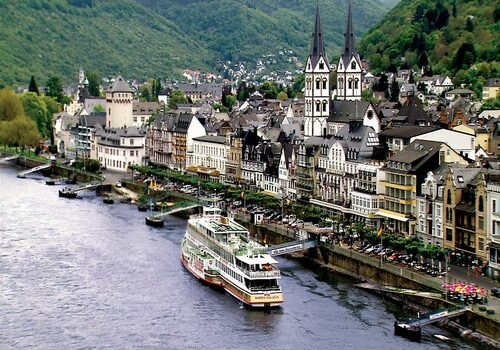 Boppard, un crucero fluvial por el Rhin 4
