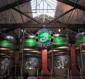 Brooklyn Brewery, fábrica de cerveza en Nueva York 1