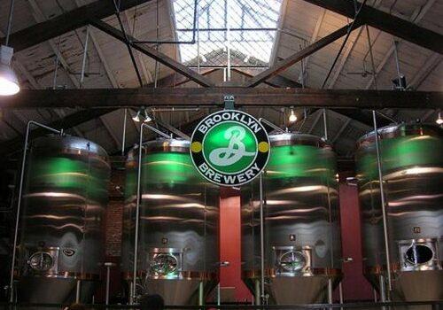 Brooklyn Brewery, fábrica de cerveza en Nueva York 2