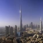 Los edificios más espectaculares de Dubai