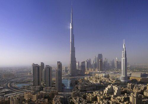 Los edificios más espectaculares de Dubai 1