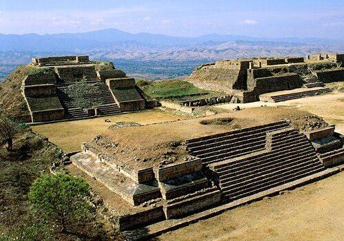 Monte Albán, yacimiento arqueológico en Oaxaca 5