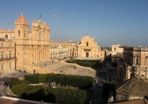 Noto, el mejor barroco de Sicilia 2