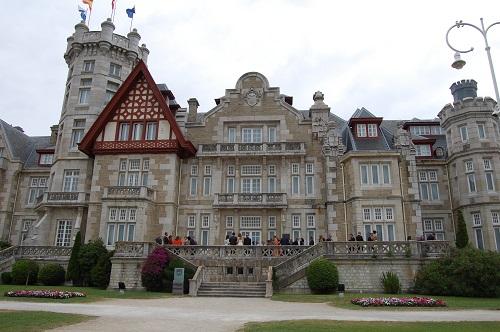Palacio de la Magdalena monumento