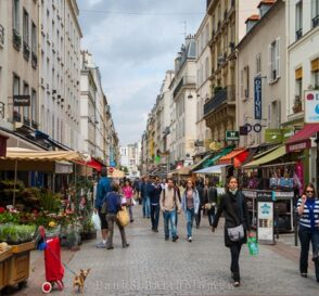 La Rue Cler, mercado exclusivo en París 2