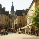 Sarlat, pueblo medieval en Francia
