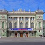Teatros en San Petersburgo