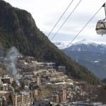 Arinsal, pequeño pueblo en Andorra