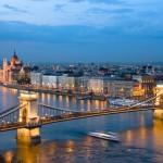 Lugares románticos en Budapest