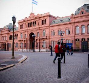 Edificios históricos en Buenos Aires 1