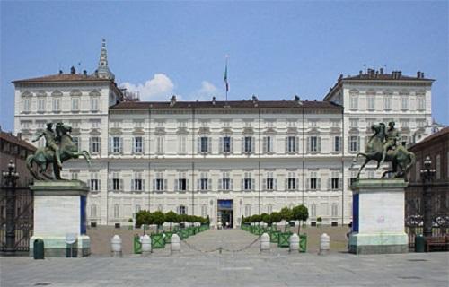 Palacio Real de Turín