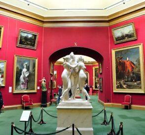 Galería Nacional del Retrato edimburgo