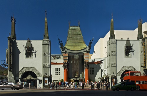 Teatro Chino de Grauman Hollywood