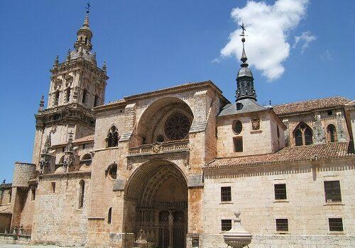 Catedral de la Asunción el burgo de osma