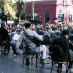 Mercadillos callejeros en Buenos Aires