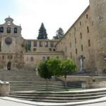 Oña y el Monasterio de San Salvador en Burgos