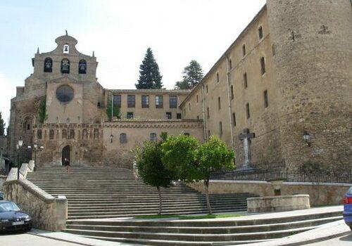 Oña y el Monasterio de San Salvador en Burgos 7