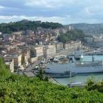 Ancona, puerto del Adriático