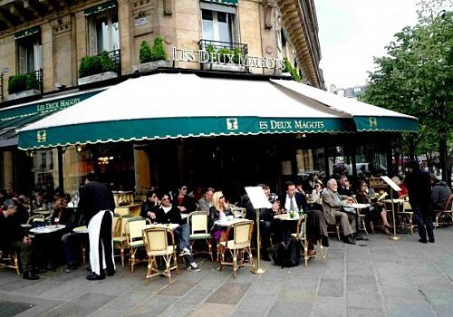 Comer en el Barrio Latino de París 4