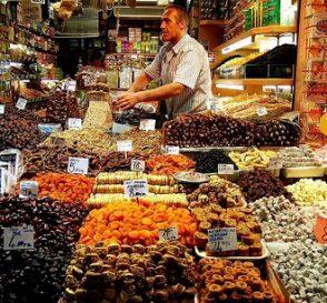 Bazar de las Especias Estambul