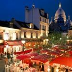 Domingo en Montmartre, París