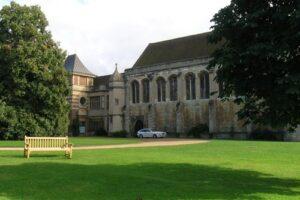 El Palacio de Eltham en Londres 4
