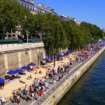Paris Plage, playas en París