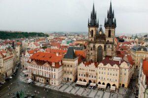 Un día en el casco antiguo de Praga 2