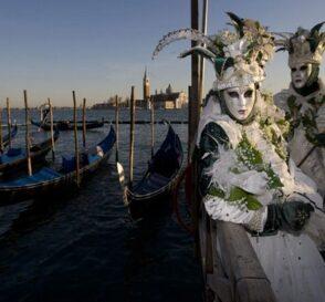 Eventos en el Carnaval de Venecia 2