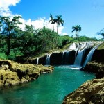 El Nicho, saltos de agua en Cuba