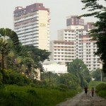 El Corredor Verde, naturaleza en Singapur