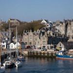 Lerwick, la ciudad vikinga de Escocia