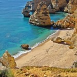 Cinco playas en el Algarve portugués