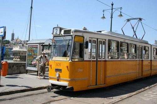 Cómo moverse en Budapest 1