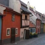 El Callejón del Oro en Praga
