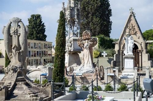 El Cementerio de Lloret de Mar 1